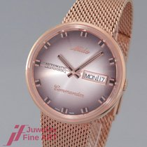 Mido Steel Automatic M8429 pre-owned