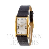 Juvenia Yellow gold 21mm Manual winding pre-owned