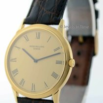 Patek Philippe Or jaune 33mm Remontage automatique 3591 occasion