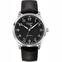 Glashütte Original Senator Excellence Steel 40mm Black Arabic numerals United States of America, Florida, Miami