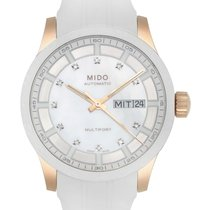 Mido Women's watch Multifort 38mm Automatic new Watch with original box and original papers