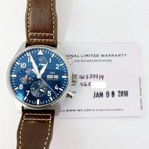 IWC Pilot Chronograph IW377714 begagnad