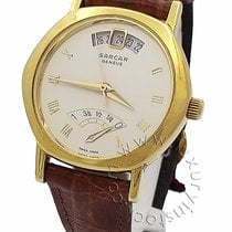 Sarcar Yellow gold 34mm Automatic A11202J new