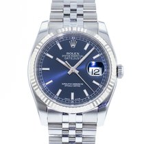Rolex Datejust Steel 36mm Blue United States of America, Georgia, Atlanta
