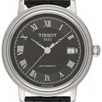 Tissot Bridgeport Acero 40mm Negro