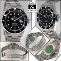 Rolex Submariner Date nuevo 2004 Automático Reloj con estuche y documentos originales 16610