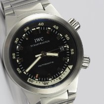 IWC Aquatimer Automatic Stahl 42mm Schwarz Deutschland, Berlin