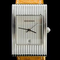 Boucheron Acier 24mm Quartz Reflet occasion Belgique, Brussel