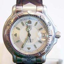 TAG Heuer 6000 Steel United States of America, New York, New York