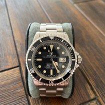 Rolex Submariner Date Steel 40mm Black No numerals Australia, 2000