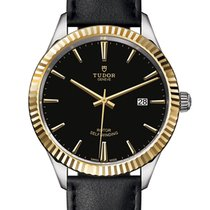 Tudor Gold/Steel 28mm 12113-0021 new