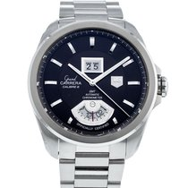 TAG Heuer Grand Carrera WAV5113 2010 pre-owned