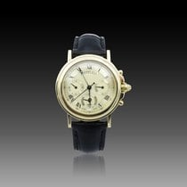 Breguet Yellow gold 37mm Automatic 3460 pre-owned