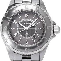 Chanel Titane Quartz 33mm occasion J12