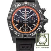 Breitling Steel Automatic Black 44mm new Chronomat 44 Raven