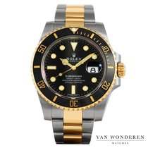 Rolex Submariner Date 116613LN 2019 tweedehands