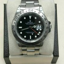 Rolex Explorer II Steel 40mm Black United States of America, California, San Diego
