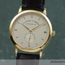 A. Lange & Söhne Saxonia R216 2010 pre-owned