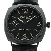 Panerai Radiomir Black Seal new Manual winding Watch with original box and original papers PAM 292