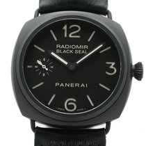 Panerai Radiomir Black Seal new Manual winding Watch with original box and original papers PAM 292