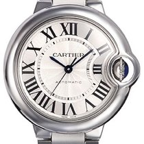 Cartier Ballon Bleu 33mm new Automatic Watch with original box and original papers W6920071
