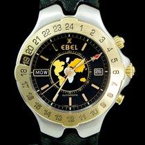 Ebel 41mm Automatisch 2010 tweedehands Sportwave Zwart