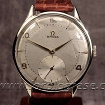 Omega Oversize 37 Mm Vintage 1940`s Watch Ref. 1130 Cal. 265