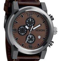 Nixon Acero 49mm Cuarzo A315-562 nuevo