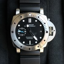 Panerai Luminor Submersible 1950 3 Days Automatic neu 42mm Stahl