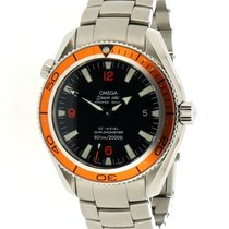 Omega Seamaster Planet Ocean pre-owned 42mm Steel