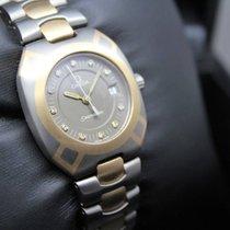 Omega Seamaster Herrenuhr Titan Gold 18 Karat