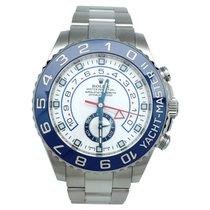 """Rolex Stainless steel Rolex watch, """"Yacht-Master"""" model."""