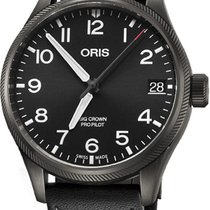 Oris Big Crown ProPilot Date 41mm Noir