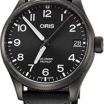 Oris Big Crown ProPilot Date 41mm Black United States of America, New York, Airmont