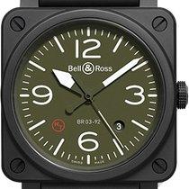 Bell & Ross BR 03-92 Ceramic BR0392-MIL-CE 2019 new