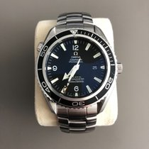 Omega 2200.50.00 Staal 2009 Seamaster Planet Ocean 45mm tweedehands
