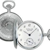 Tissot Reloj de bolsillo nuevo 45mm Plata