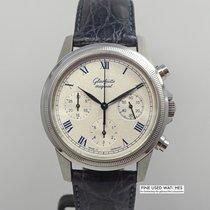 Glashütte Original Senator Chronograph Stahl 39mm Silber Deutschland, Pfungstadt