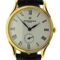 Vacheron Constantin Historiques Yellow gold 33mm White United States of America, New York, New York