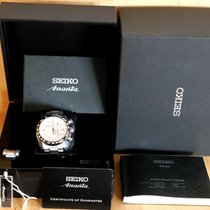 Seiko Ananta Spring Drive Chronograph GMT, JSY5R86A,  Box /...
