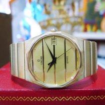 Concord Mariner 14k Yellow Gold Date Thin Quartz Men's Watch...