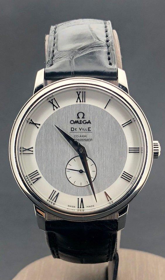 Omega De Ville Co-Axial óra árak  f5917d6eb8
