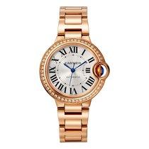Cartier Ballon Bleu new Automatic Watch with original box and original papers WJBB0036