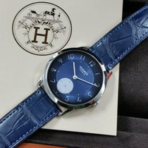 Hermès Steel 40mm Automatic Hermes Hodinkee new United States of America, California, Los Angeles