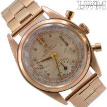 Rolex Chronograph Rose gold escluso corona di carica 36mm No numerals
