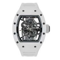 Richard Mille RM 055 Ceramic 49.9mm Transparent No numerals United States of America, New York, NYC