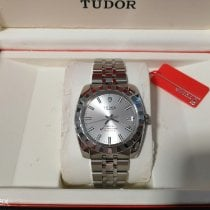 Tudor Steel 38mm Automatic m21010-0004 pre-owned