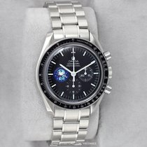 Omega Staal 42mm Handopwind Speedmaster Professional Moonwatch SNOOPY tweedehands