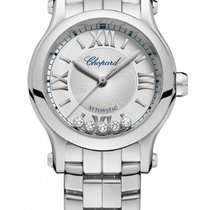 Chopard Happy Sport 278573-3002 New Steel 30mm Automatic United States of America, Iowa, Des Moines