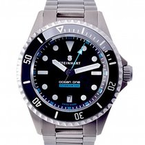 Steinhart Titane 42mm Remontage automatique Ocean One occasion
